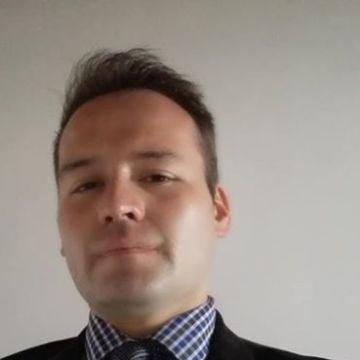Dario Rico, 35, Bogota, Colombia