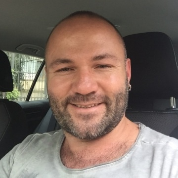 Kubilay Çatar, 43, Istanbul, Turkey