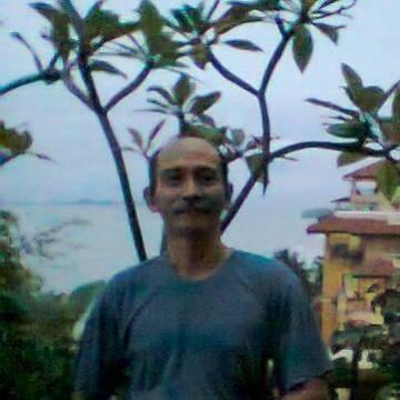 Yudhie Supar Yudhie, 53, Jakarta, Indonesia