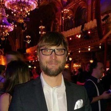 Nikita Kalashnov, 41, Stockholm, Sweden