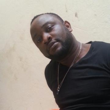 Dannyjojo1980, 38, Dakar, Senegal