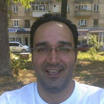 Ufuk Sevil, 45, Istanbul, Turkey