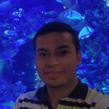 Javier Leon, 30, Bogota, Colombia