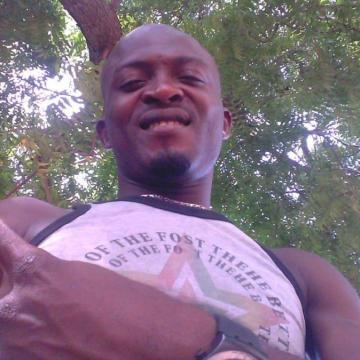 Kester Umukoro, 35, Las Vegas, United States