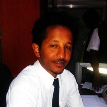 Grandking Mehari, 27, Addis Abeba, Ethiopia