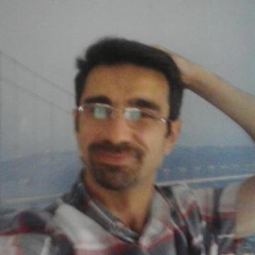 Alper Belhan, 39, Izmir, Turkey