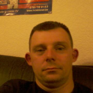 John Dumoulin, 44, Ans, Belgium