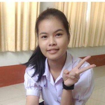 Nut Nakub, 21, Bangkok, Thailand