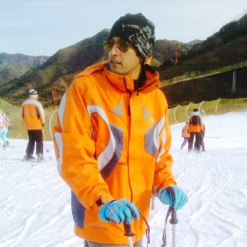 Mamdooh, 32, Jeddah, Saudi Arabia