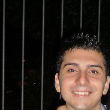 Roberto, 25, Rome, Italy