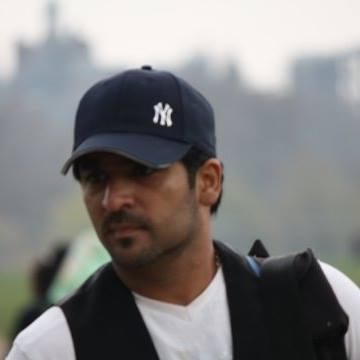 Ali, 31, Dubai, United Arab Emirates