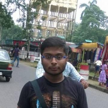AKASH BHATTACHARYYA, 20, Kolkata, India