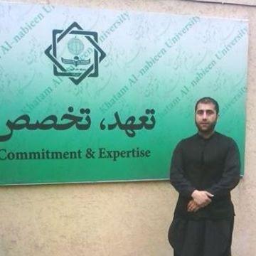 Abdul Hai, 29, Kabul, Afghanistan