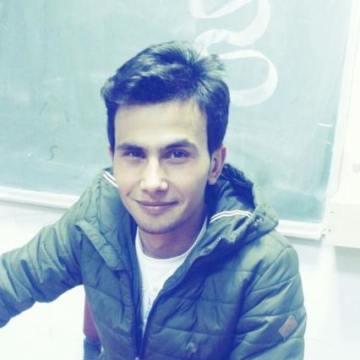 Ahmet Korkmaz, 26, Erzurum, Turkey
