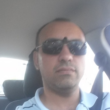 Fabian Cerda Rebolledo, 37, Santiago, Chile