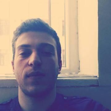 BeQA PERADZE, 25, Tbilisi, Georgia