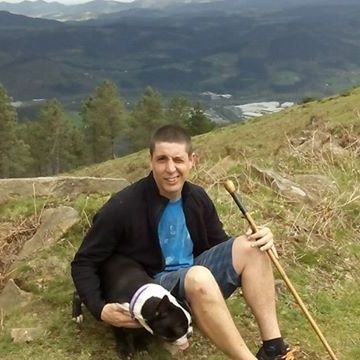 Ander Hernandez Diez, 36, Bilbao, Spain