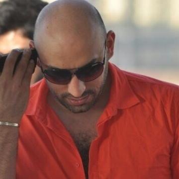 Hisham Al Falasi, 39, Dubai, United Arab Emirates