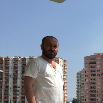 Metin Morgül, 46, Adana, Turkey