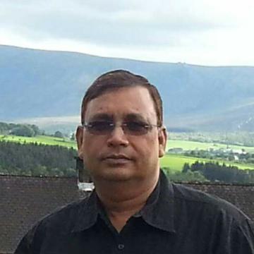 Arun Kumar, 46, Nagpur, India