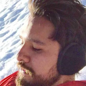 Pablo Lamar, 33, Mexico City, Mexico