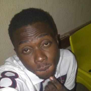 Damilare, 21, Lagos, Nigeria