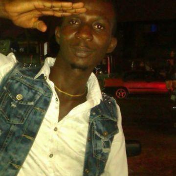 ik,king, 28, Ghana, Nigeria