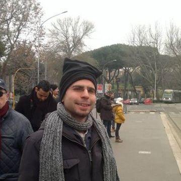 Nico Giuseppe, 35, Rome, Italy
