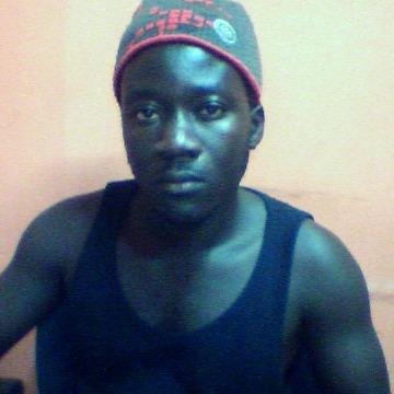 Danjang, 27, Banjul, Gambia