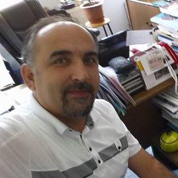 Hüseyin Ergün, 46, Istanbul, Turkey