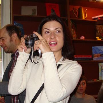 Joan Bosak, 34, Kiev, Ukraine