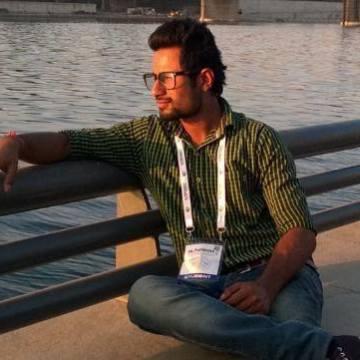 Hrishe Das, 24, Ashburn, United States