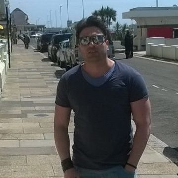 Salvatore Catena, 36, Bexhill, United Kingdom