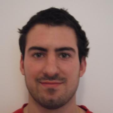 Dani Sevillano, 27, Vitoria, Spain