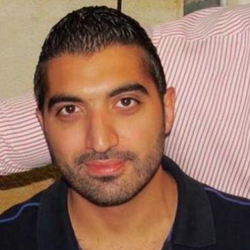 Yazan Shayeb, 33, Dubai, United Arab Emirates