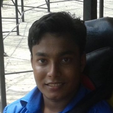 Rahul Sasmal, 21, Kolkata, India
