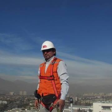 Atricio, 44, Santiago, Chile