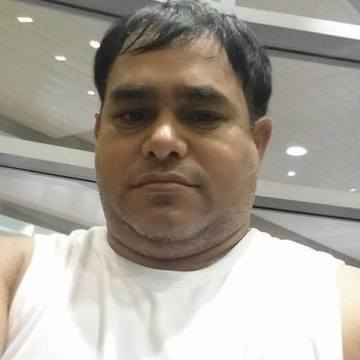 Sunil Singh, 40, Dubai, United Arab Emirates