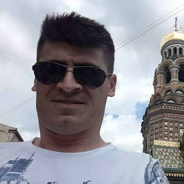 Emrah Arslan, 31, Saint Petersburg, Russia