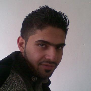 Ammar Azzam, 24, Odessa, Ukraine