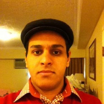 Hani, 25, Makkah, Saudi Arabia