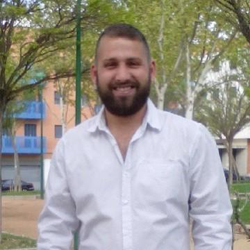 Rafael Bellido Hernandez, 33, Cordoba, Spain