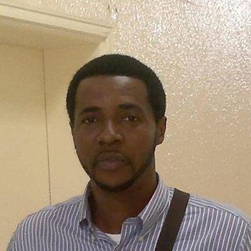 Chijioke David, 36, Sharjah, United Arab Emirates