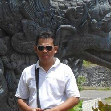 Darmadji Utomo, 41, Jakarta, Indonesia