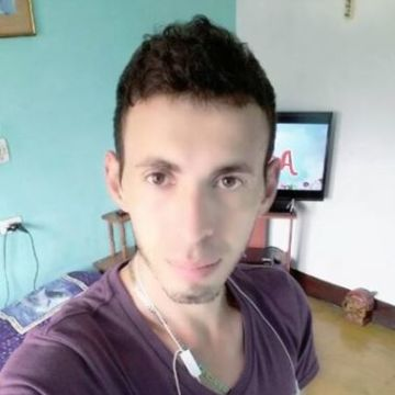 Andy Fhilips, 29, Ibague, Colombia