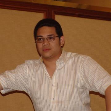 Reza, 34, Jakarta, Indonesia
