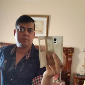 Benny Kingsley, 47, Dubai, United Arab Emirates