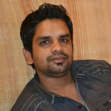 Abhilash J, 32, Dubai, United Arab Emirates