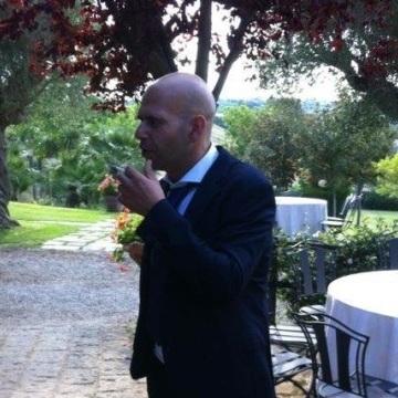 Umberto D'Alessandro, 41, Rome, Italy