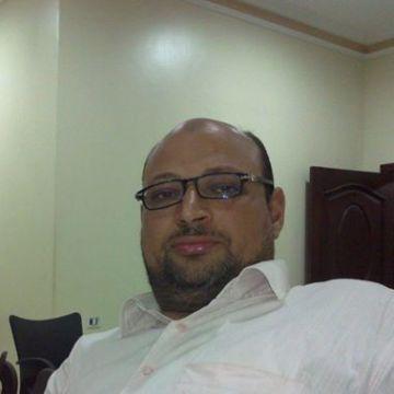 ibrahim, 40, Cairo, Egypt